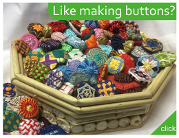 Like making Buttons? Shop for supplies here