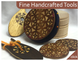 Shop for fine hand crafted sewing tools