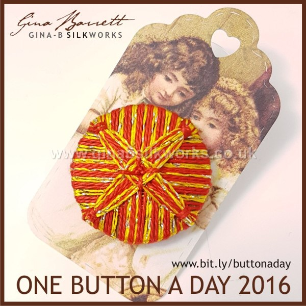 Day 339: Wish #onebuttonaday by Gina Barrett
