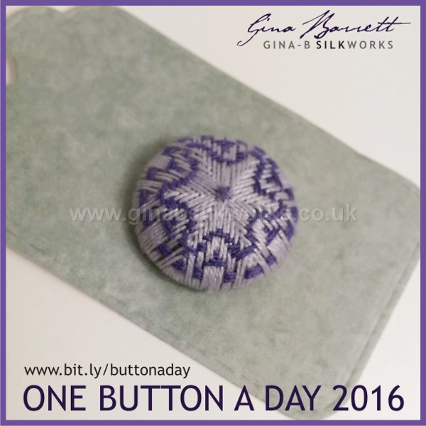 Day 27: Splash #onebuttonaday by Gina Barrett