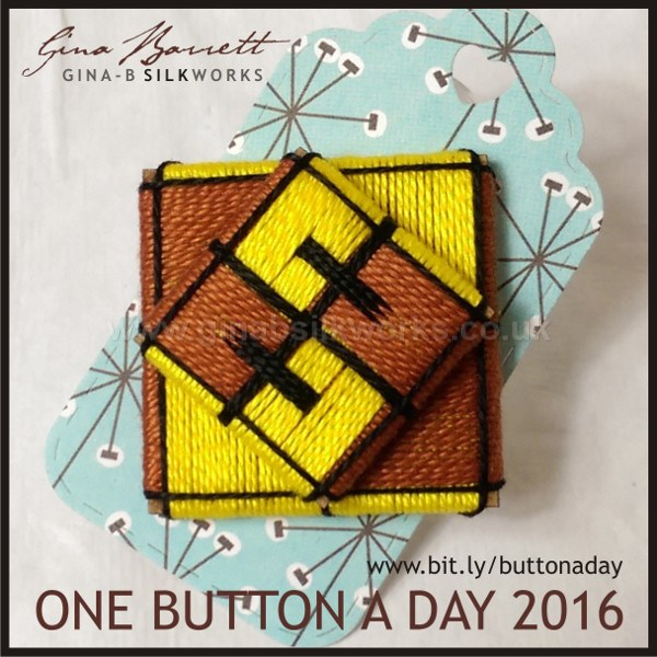 Day 29: The Style #onebuttonaday by Gina Barrett