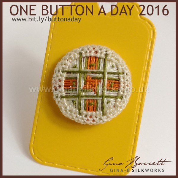 Day 47: Picnic #onebuttonaday by Gina Barrett