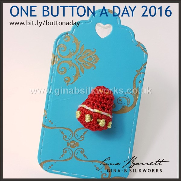 Day 287: Ma Belle #onebuttonaday by Gina Barrett