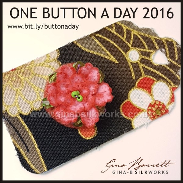 Day 362 : Water Lily #onebuttonaday by Gina Barrett